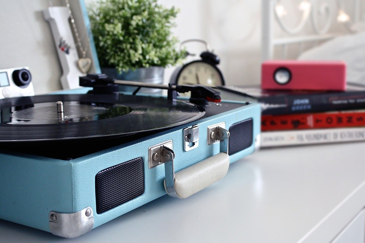 How much is a record player worth